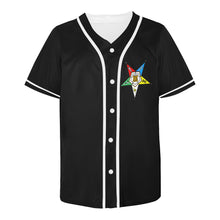 Load image into Gallery viewer, OES All Over Print Baseball Jersey for Men (Model T50)