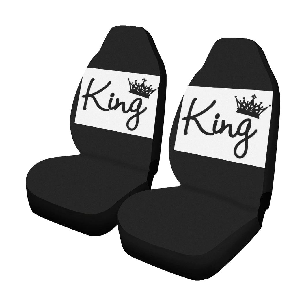 king Car Seat Covers (Set of 2)