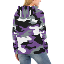 Load image into Gallery viewer, igp All Over Print Hoodie for Women (USA Size) (Model H13)