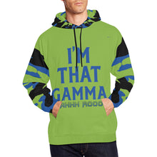Load image into Gallery viewer, Sigma Alpha Gamma All Over Print Hoodie for Men (USA Size) (Model H13)