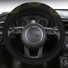 Load image into Gallery viewer, mason horizontal banner Steering Wheel Cover with Anti-Slip Insert