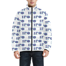 Load image into Gallery viewer, igp Men's Stand Collar Padded Jacket (Model H41)