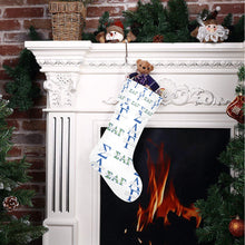 Load image into Gallery viewer, SAG Christmas Stocking