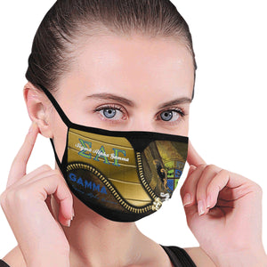 SAG Mouth Mask (60 Filters Included)
