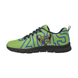 Sigma Alpha Gamma Men's Breathable Running Shoes (Model 055)