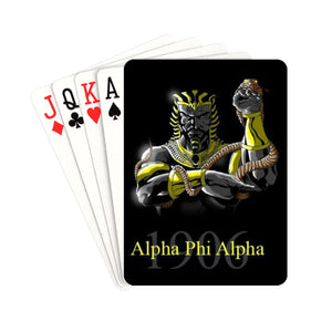 "Alpha Playing Cards 2.5""x3.5"""