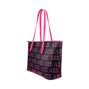 lss Leather Tote Bag/Large (Model 1651)