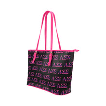 Load image into Gallery viewer, lss Leather Tote Bag/Large (Model 1651)