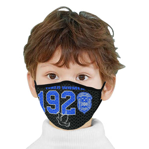 Zeta Mouth Mask (Pack of 5)
