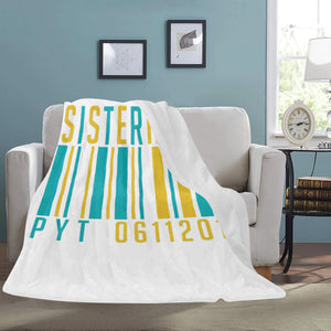 "PYT Ultra-Soft Micro Fleece Blanket 60""x80"""