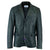 Men Real Leather Python Snake Textured Blazer Jacket Two Button Fashion Coat