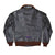 Men's G-1 Bauer 55j14 US Naval Military Spec Leather Flight Bomber Jacket