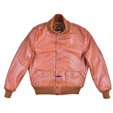 FiveStar Leather Repro Type A-1 Aviator Flight Jacket Capeskin Leather