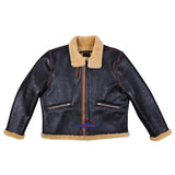 FiveStar Leather USAAF Type D-1 Mechanics Jacket Winter