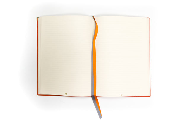 Vendome Notebook A5/A5L - ORANGE