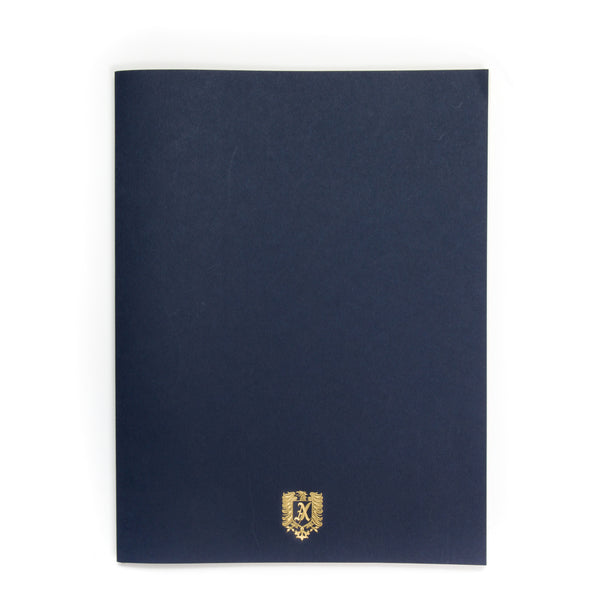 Pad Orsay Notepad A4L/A4 Deep Blue