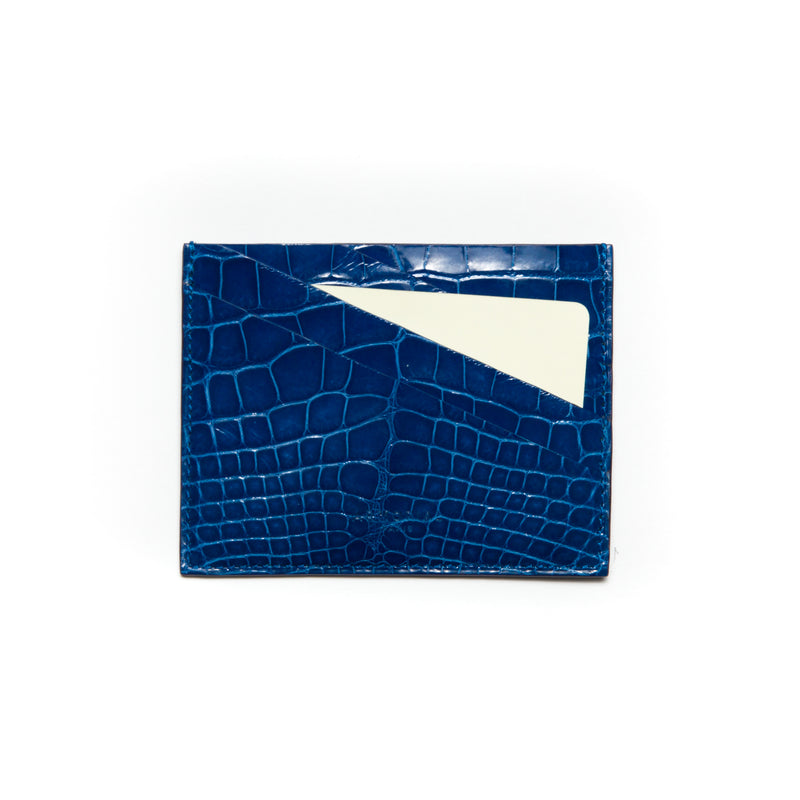 Card Holder King Blue