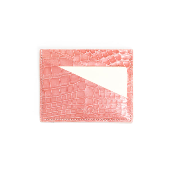 Card Holder Light Pink