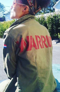 'Warrior' Dutch Army Jacket