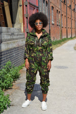 Green Camo Boilersuit