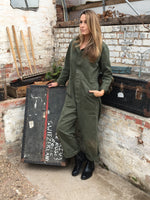 Bird + Wolf Dutch Army Boilersuit Customised Army