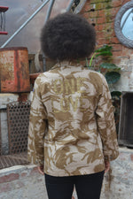 'One Love' Desert Camo Jacket