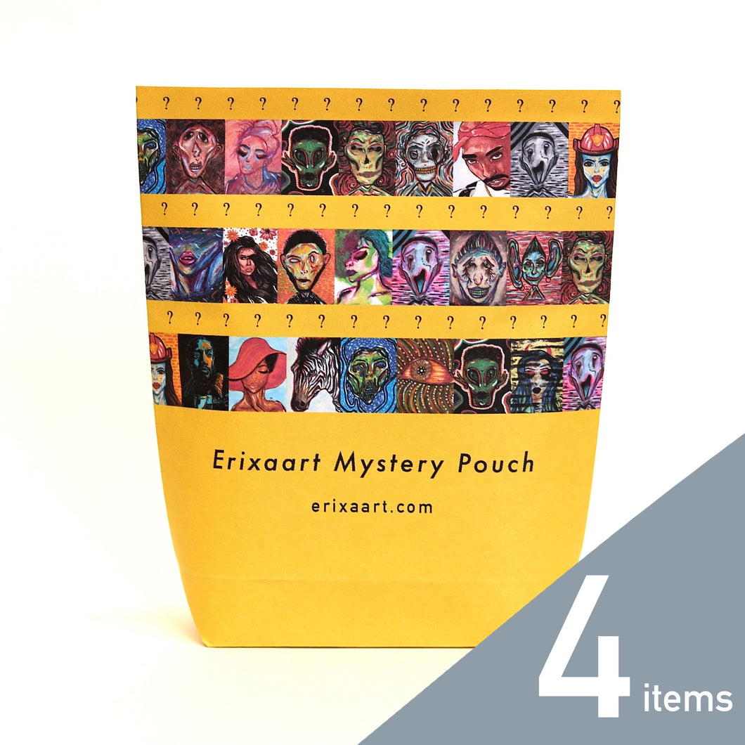 Mystery Pouch - A fun art surprise for everyone! #118