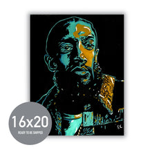 "Load image into Gallery viewer, ""33 Years Old"" Poster 16x20"