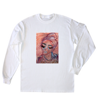 "Load image into Gallery viewer, ""I am Erica"" Men's Long Sleeve"