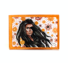 "Load image into Gallery viewer, ""Karma"" 2x3 Magnet (Orange)"