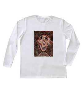 """Worried Willy"" Women's Long Sleeve"