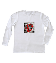 "Load image into Gallery viewer, ""Return to Sender"" Women's Long Sleeve"