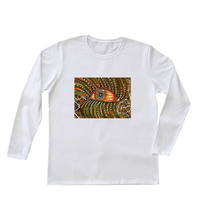 "Load image into Gallery viewer, ""Owl"" Women's Long Sleeve"