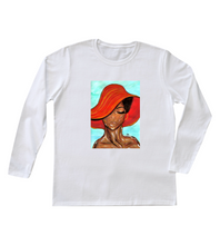 "Load image into Gallery viewer, ""Bora Bora"" Women's Long Sleeve"