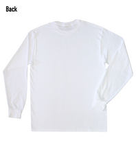 "Load image into Gallery viewer, B&W ""Skies"" Men's Long Sleeve"