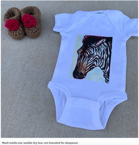 """Red Herring"" Baby Set"