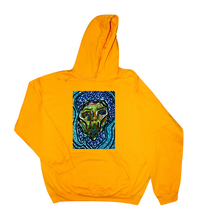 "Load image into Gallery viewer, ""Footsteps"" Unisex Hoodie"