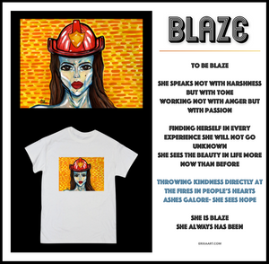 """Blaze"" Women's Form Fit"
