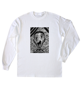 "B&W ""Skies"" Men's Long Sleeve"