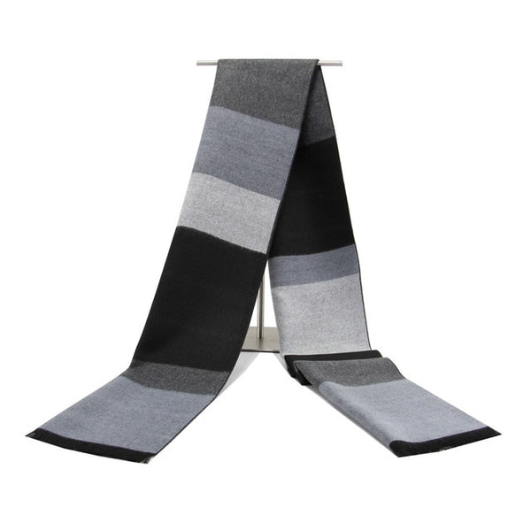 Men Scarf Warm Winter Scarf Unisex Men Blanket Shawls Soft Cashmere Scarf Scarves Large Luxury