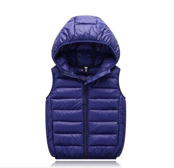 Women and Kids White Duck Down Jackets Coats