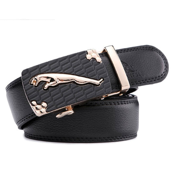 Luxury Designer Strap Male Belt for Man Automatic Buckle Jeans Cintos Masculinos Ceinture