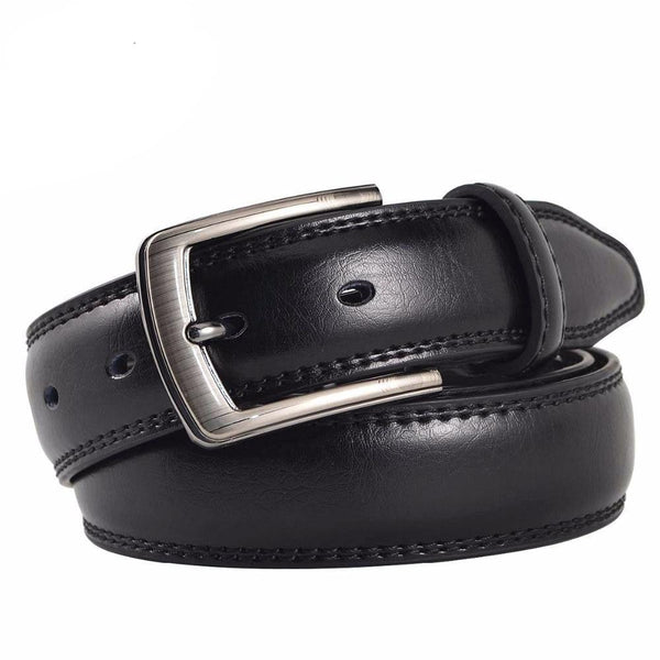 men brand Strap male pin buckle fancy vintage jeans cintos