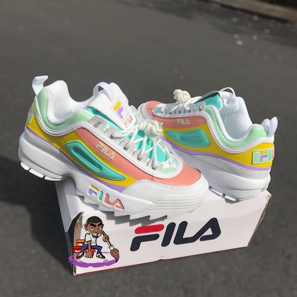 Cotton Candies Filas - SplurgeCustoms