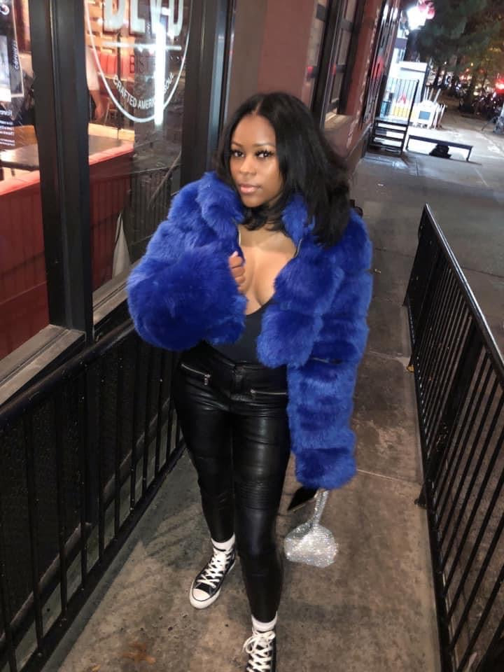 Boujie Bae Faux Fur - SplurgeCustoms