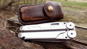 5 Knives - Leatherman Wave