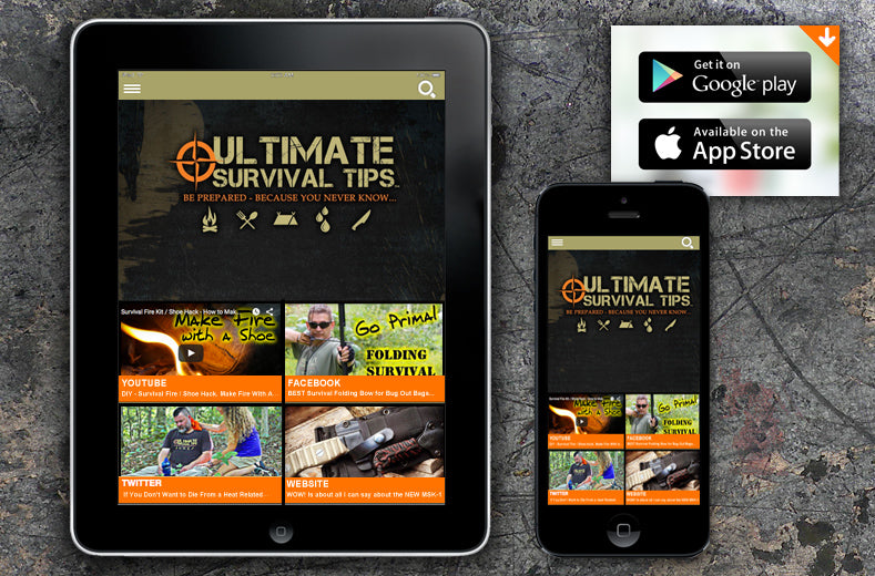 Get the NEW iPhone Android App