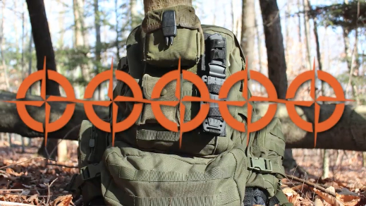 Condor 3-Day Assault Pack Five-out-of-five-stars