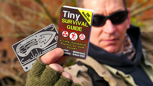 Tiny Survival Guide and Gear