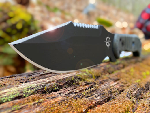 MSK-1 Elite Warrior SERE Combat Military Survival Knife